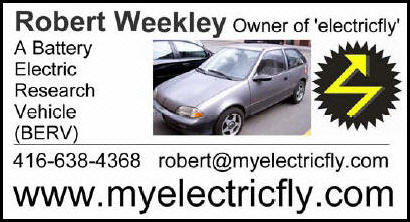 Business Card - www.MyElectricfly.com